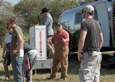 Randy Martin, house mover, Texas Flip and Move Cast