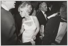 1969. Бал Столетия, Музей Метрополитен, Нью-Йорк Гарри Виногранд