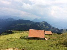 Rigi Kulm, Lucern, Switzerland.