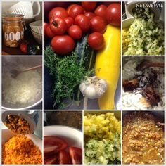REDNEVAL: Recepty Homemade, Vegetables, Food, Veggies, Home Made, Vegetable Recipes, Diy Crafts, Meals, Hand Made