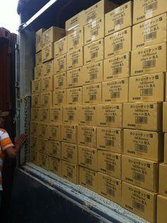 Hàng từ xe tải chuẩn bị chuyên qua container #cashew #hatdieumatong #hatdieurangmuoi #vietnamcashew #honeycashew #saltedcashew #bestcashew #cashewnut