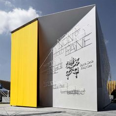 quattroassociati, Holy See Pavilion, Not by Bread Alone, Expo Milano 2015