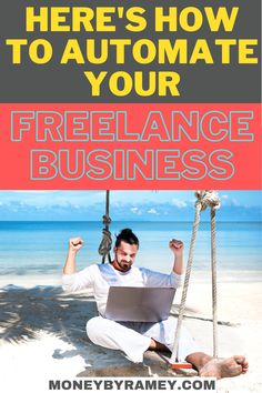 Can freelancing be passive income? The short answer is yes. nnThousands of freelancers around the world are generating passive income through multiple streams.nnInitially, it's harder to get started with passive income, but once it catches on, it will only grow more. Click the photo to learn How You Can Automate Your Freelance Business. #ideas #activeincome #finance #financialplanning #personalfinance #money #moneymanagement #financialfreedom #financialindependence #tips #howto #income #savings Finance Tips, Finance Blog, Money Saving Tips, Managing Money, Financial Planning, Financial Goals, How To Start A Blog, How To Make Money, Thing 1