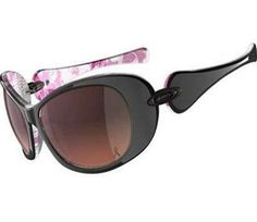98fa80d42c2b30 oakley breast cancer sunglasses - Google Search Cute Sunglasses, Oakley  Sunglasses, Sunglasses Women,