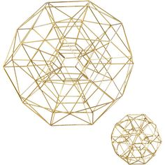 Similar too the 3 cubes these brass orb sculptures are affordable as well as beautiful. They add a bit of style and sophistication to the space, as well as balance out a lot of the hard edges of the room (though still have sharp edges itself).