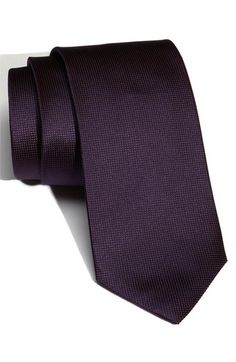 BOSS Woven Silk Tie available at #Nordstrom