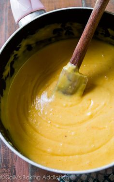 This is my favorite recipe for cheese dipping sauce - it's absolutely awesome with veggies, soft pretzels, and nachos!