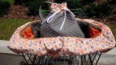 Dog Cart Cover  Shopping Cart Cover for Dogs  READY TO by rendachs