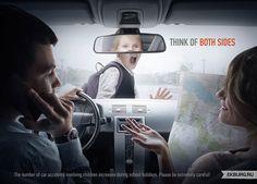 31 Really Clever and Creative Print Ads – UltraLinx Street Marketing, Viral Marketing, Online Marketing, Ads Creative, Creative Advertising, Advertising Ideas, Creative Design, Coca Cola, Trauma