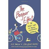 In The Bonjour Effect Jean-Benoît and Julie chronicle the lessons they learned after they returned to France to live, for a year, with their twin daughters. They offer up all the lessons they learned and explain, in a book as fizzy as a bottle of the finest French champagne, the most important aspect of all: the French don't communicate, they converse.