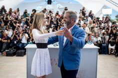 Mel gibson cannes 2016