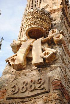 Barcelona - Sagrada Família by demiante, via Flickr