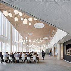 København præmierer Mærsk Tårnet - C.F. Møller. Photo: Adam Mørk