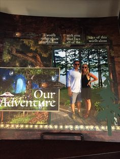 Engagement scrapbook page using Woodland Elf from Reminisce.