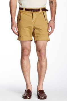 GANT by Michael Bastian 21396 THE MB MILITARY ROLL UP SHORT