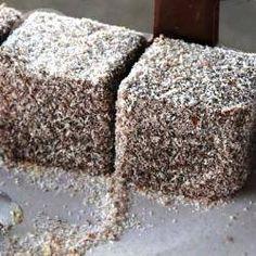 Recipe Picture:Chocolate Lamingtons