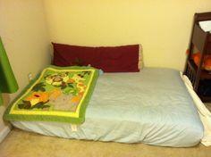 The Floor Bed from Hearthstone Homeschool