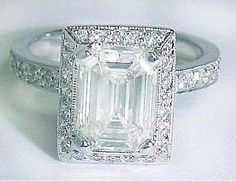 Antique Diamond Ring, gorgeous!