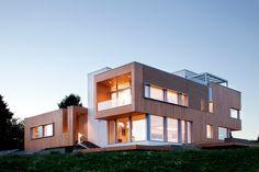 Karuna Passive House by Portland Home Builder Hammer & Hand
