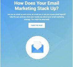 Email content block design