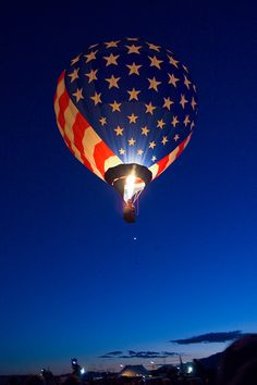 Old Glory Hot Air Balloon