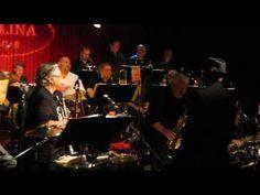"Jon Barnes peforms ""Bebop"" jazz music at the Arturo Sandoval night at the Catalina Jazz Club"