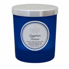 Shearer Scented Candle - 147g - Egyptian Cotton  #sale #diffuser #oils #thefragranceroom #Bestprices #Luxury #premiumquality #madeinaustralia #soy #candles