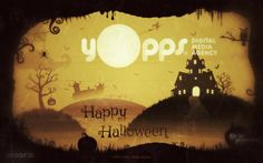 The Yopps team wishes you a scary Halloween!! © YOPPS 2013