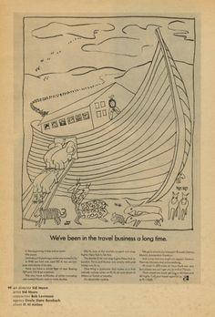 El Al 'Long Time', Sid Myers, DDB NY-01