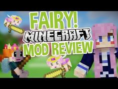 Fairy Mod | Minecraft Mod - YouTube Cat Crying, Task To Do, Minecraft Mods, Mini Games, Hogwarts, Youtubers, Fairy, Ads, Ethereal