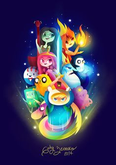 What time is it? on Behance Adventure Time Anime, Adventure Time Wallpaper, Adventure Time Characters, Marceline, Wallpaper Iphone Cute, Cartoon Wallpaper, Adventure Time Personajes, Cadena Cartoon, Gotham City