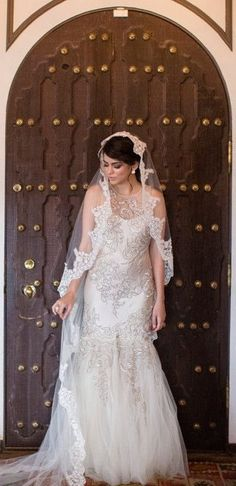 Hey, I found this really awesome Etsy listing at https://www.etsy.com/listing/150304088/beaded-lace-wedding-veil-90-long-with