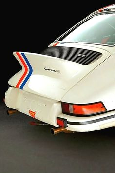 Porsche 911 Carrera RS 2.7 Sport