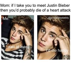 I m ready to die Justin Bieber Meme, Justin Beiber Girlfriend, Justin Bieber Posters, All About Justin Bieber, Chord Overstreet, Seventeen Magazine, Dianna Agron, Cory Monteith, Celebrity Moms