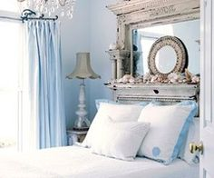 Beach house shabby chic