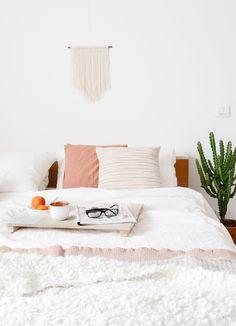 DIY Bed Tray - decor8