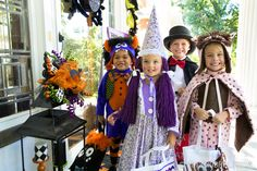 Halloween costume inspiration!