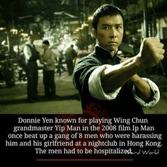 But can he beat Chuck Norris?
