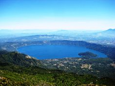 Lake Coatepeque, Santa Ana, El Salvador