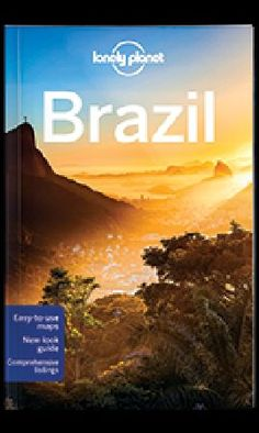Lonely Planet Brazil travel guide - Sergipe and Alagoas Brazil is blessed with powdery white-sand beaches, verdant rainforests and rhythm-filled metropolises. Its attractions extend from frozen-in-time colonial towns, coral-fringed tropical islands and oth http://www.MightGet.com/january-2017-12/lonely-planet-brazil-travel-guide--sergipe-and-alagoas.asp