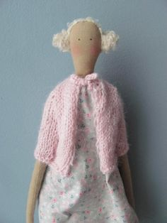 Seaside girl, Tilda pattern Spring 2013