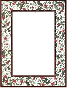 """Laser printer Invitations with Red Foil Border. 6"""" x 8"""" 10 Invitations with Envelopes"""