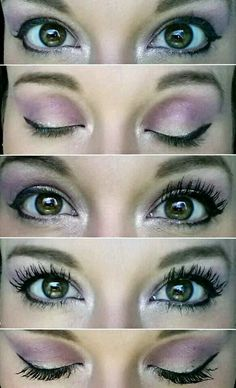 3D mascara from Younique love it Www.youniqueproducts/crazysexykool