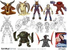 FamousFrames Storyboards, Animatic Artists, Storyboard Artists, Jeff Zugale