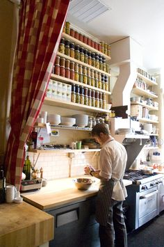5 Things We Can Learn from This Restaurant Kitchen — Kitchen Design Lessons