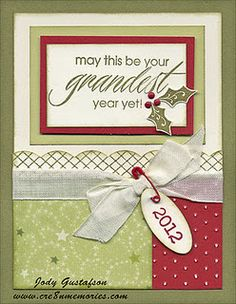 Please visit my blog to see my version of this card. http://scrappincatscreativeendeavors.blogspot.com/2011/12/patchwork-thank-you-card.html