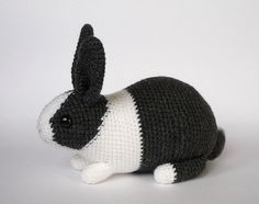 Knitted Creatures on Pinterest Amigurumi, Crocheted Toys ...