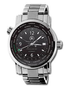SmokeJumper GMT Watch by Bozeman Watch Company