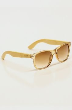 Peach & Natural Bamboo by Cassette Optics Sunnies, Sunglasses, Philippians 4 13, Monthly Gift, Bamboo, Lens, Peach, Shades, My Style