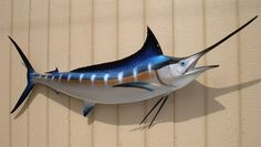 84 atlantic sailfish full mount flying fish insperation for Mount this fish company